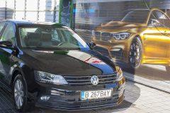 Volkswagen Jetta spalat la spalatorie self service 1