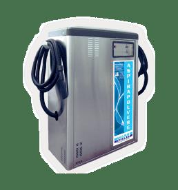 Aspirator self service single model U2011-D