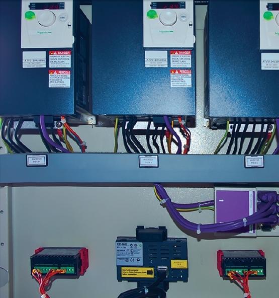 Sistem senzori spalatorie self service