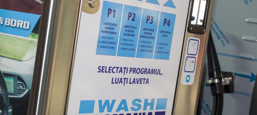 distribuitor lavete panou control