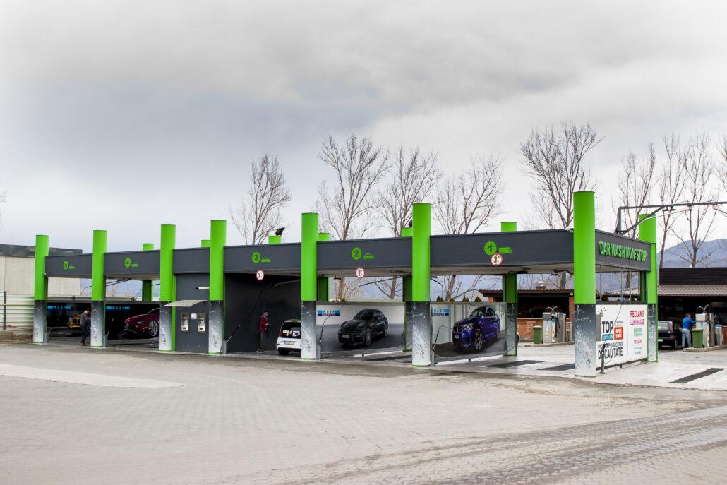 Modernizare spalatoria Toricanii din Ramnicu Valcea