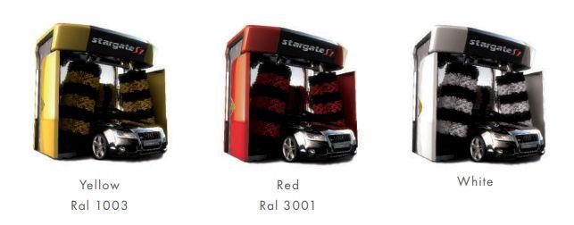 spalatorie automata cu perii Stargate S9 culori disponibile
