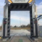 portal spalatorie camioane