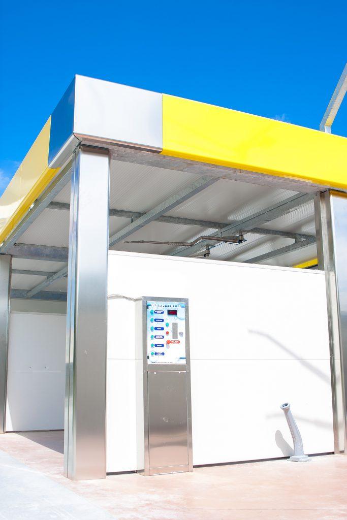 spalatorie automata self service Pitesti