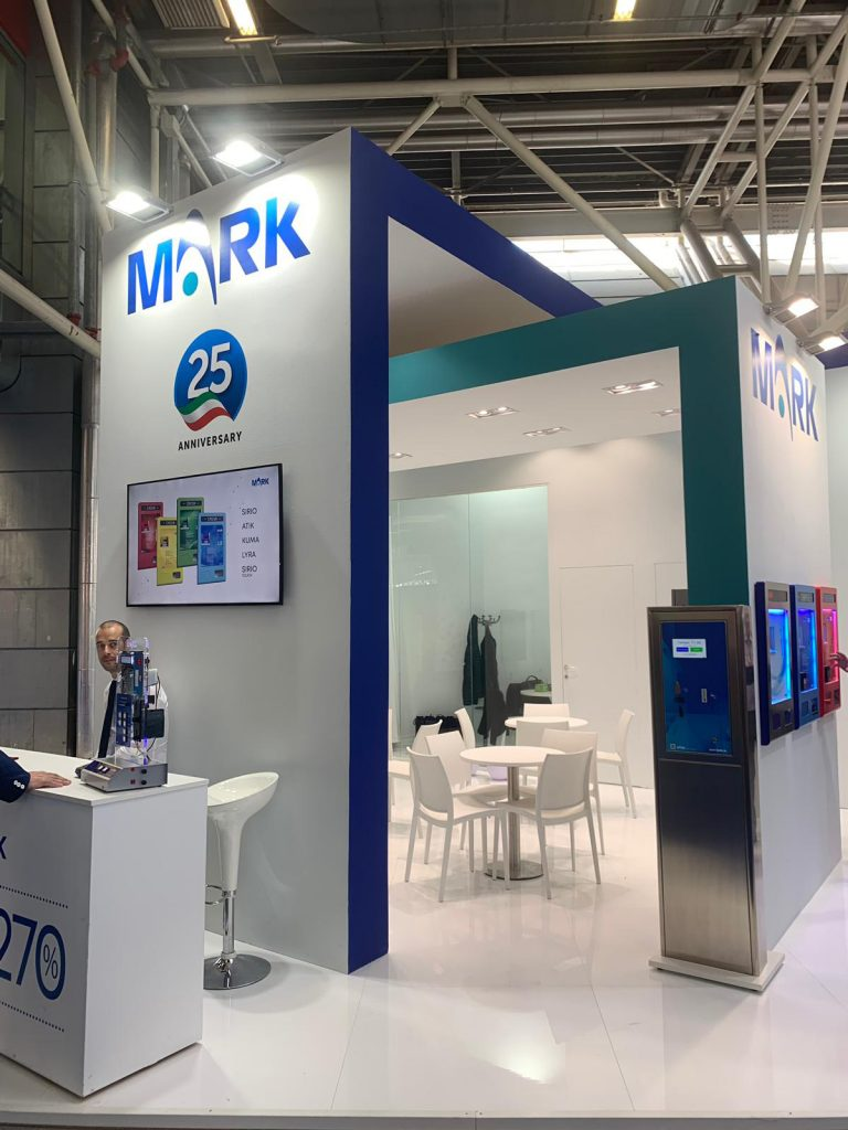 stand expozitional MARK Autopromotec 2019
