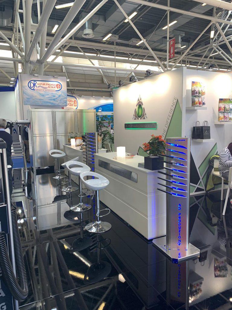 stand expozitional a.d. produzione srl 2019 autopromotec 2019