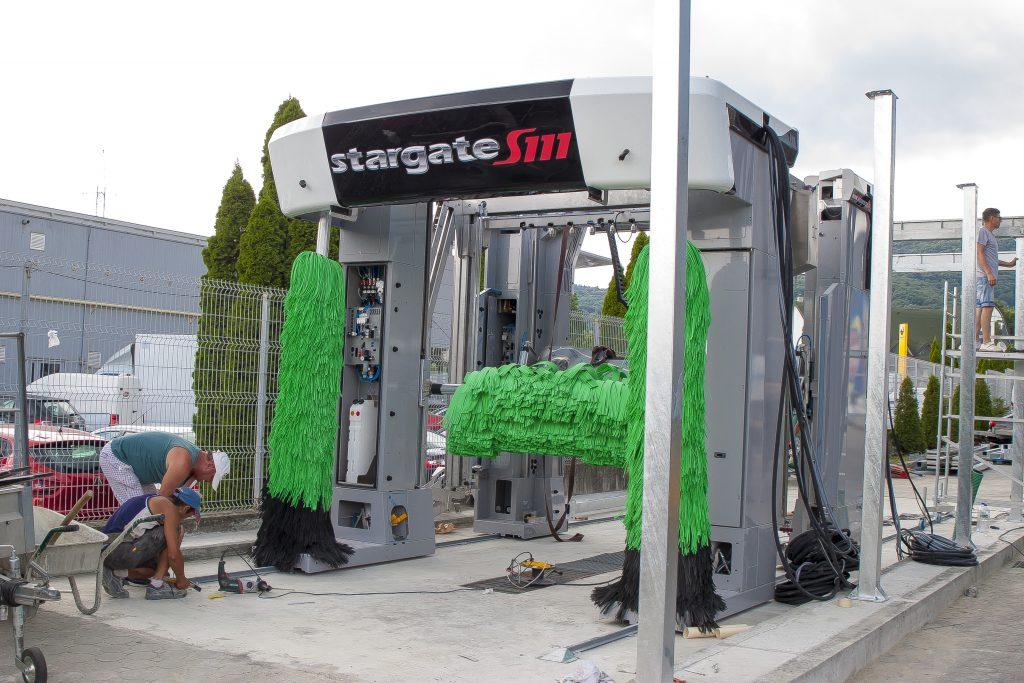 montaj Stargage S111 5